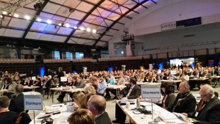 Landesparteitag der CDU SH
